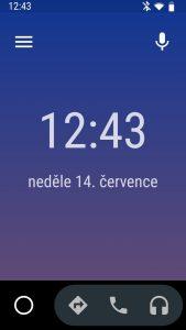 Android Auto - Česká republika