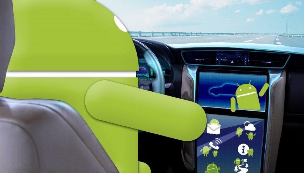 Android Auto - čeština - podpora