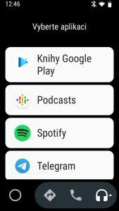 Jak stáhnout Android Auto česky