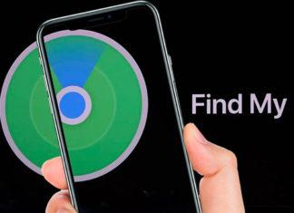 Jak najít iPhone