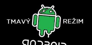 Tmavý režim pro Android