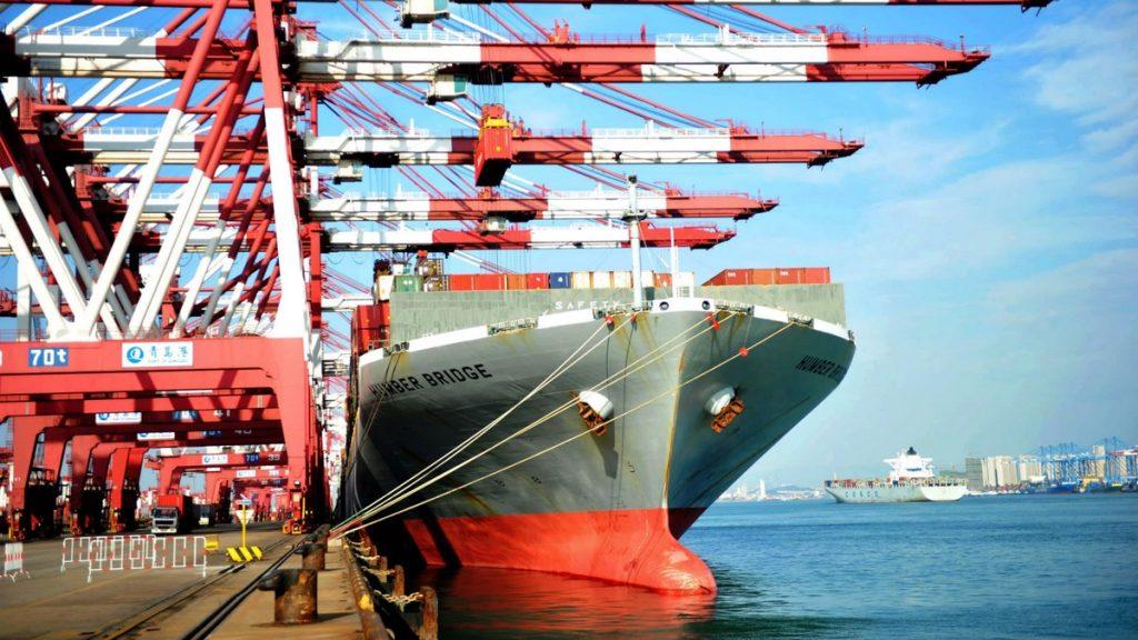 Největší nákladní loď světa uveze 20 568 kontejnerů
