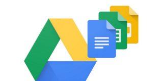 Google Disk - mobilní data