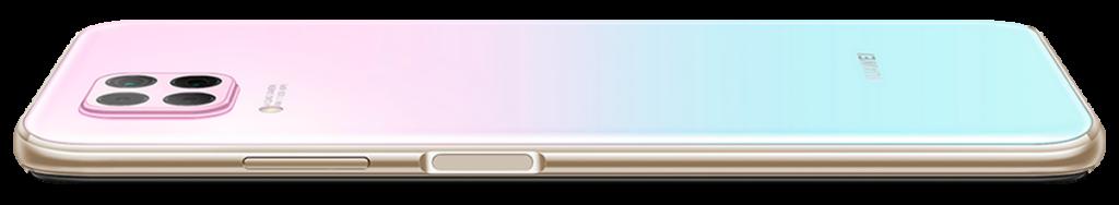 Huawei P40 Lite - design a barvy