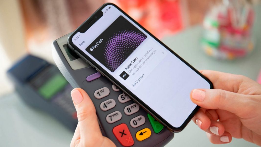 iPhone - Apple Pay - nastavení NFC