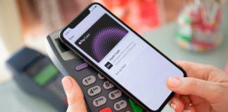 iPhone - Apple Pay - nastavení NFC