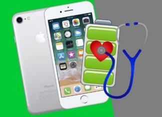 iPhone - kondice baterie a její stav