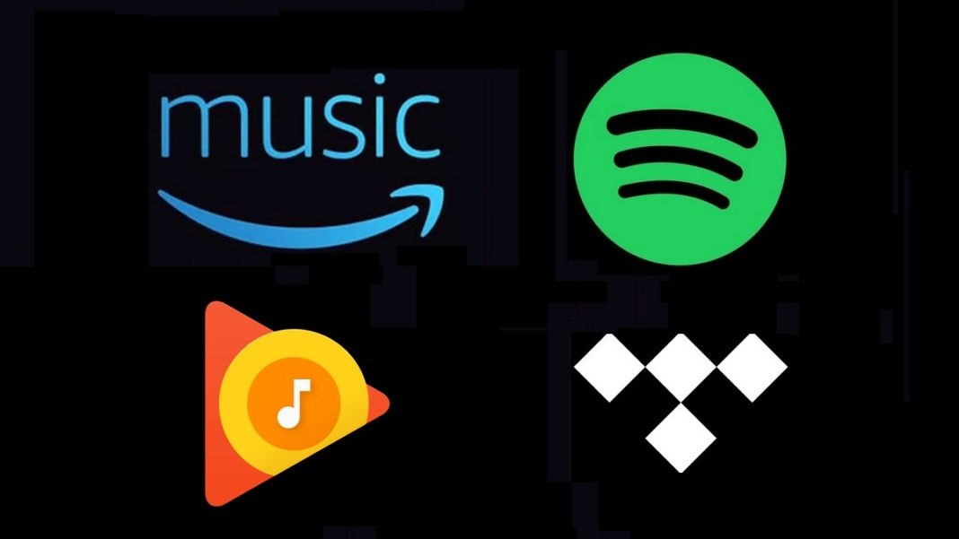 iPhone - hudba - aplikace