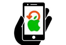 iPhone - tovární nastavení