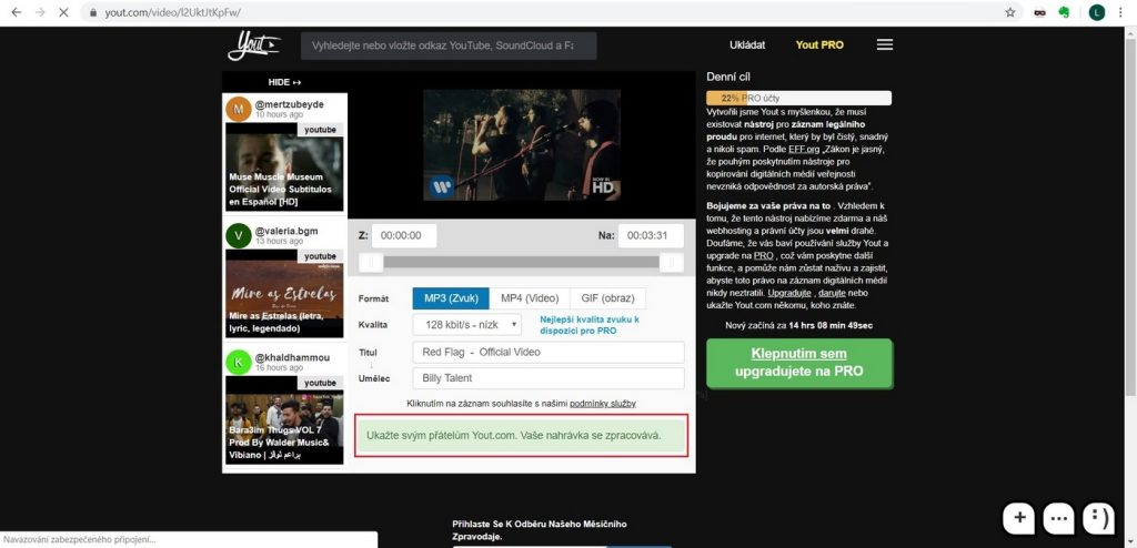 program na stahování hudby z youtube zdarma