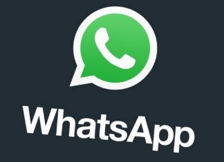 WhatsApp - tmavý režim