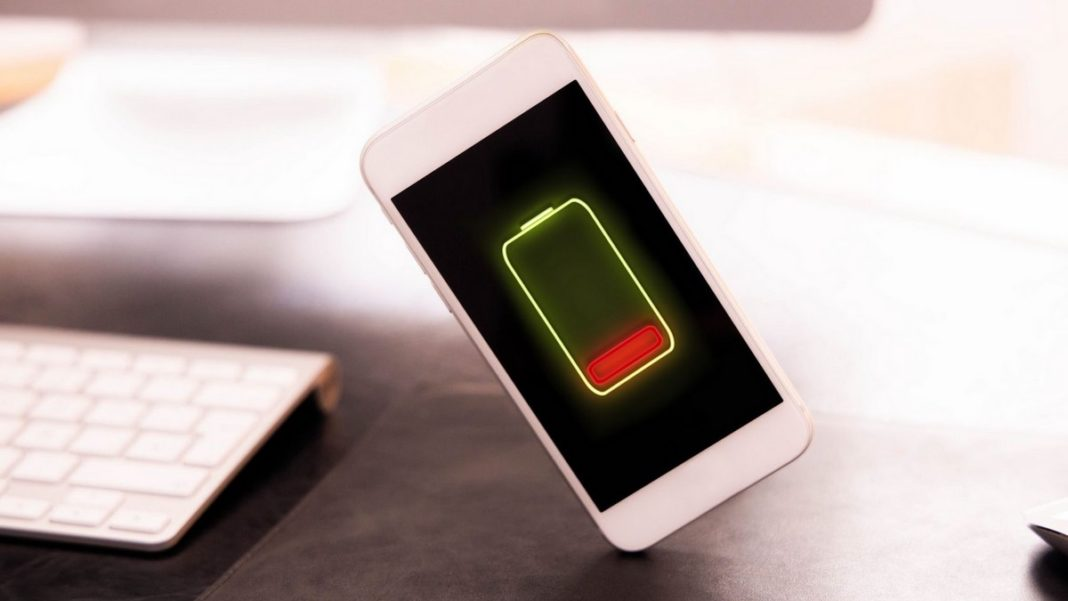 Kalibrace baterie - iPhone