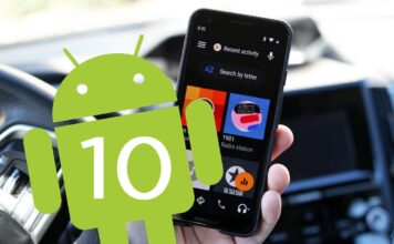 Android Auto - Android 10