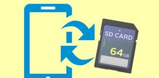 Jak uložit aplikace na SD kartu