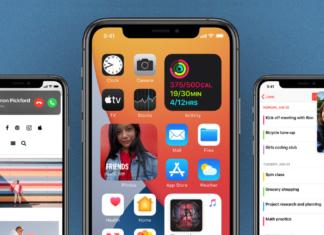 iPhone - aktualizace iOS