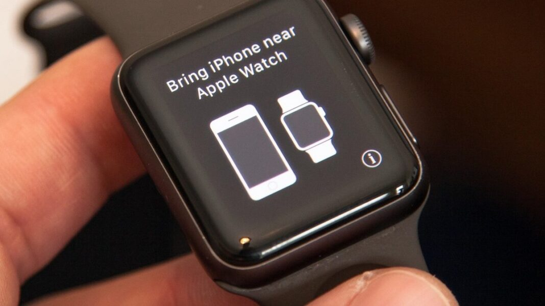 Apple Watch - tovární nastavení